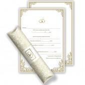 Приглашение на свадьбу F 3