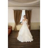 Ein wunderschönes, neues Hochzeitskleid