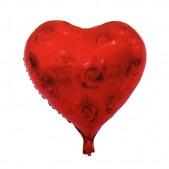 Folienballon als Herz  45 cm