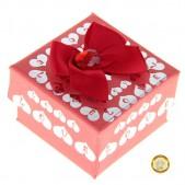 """Коробка подарочная """"Love"""", цвет красный"""